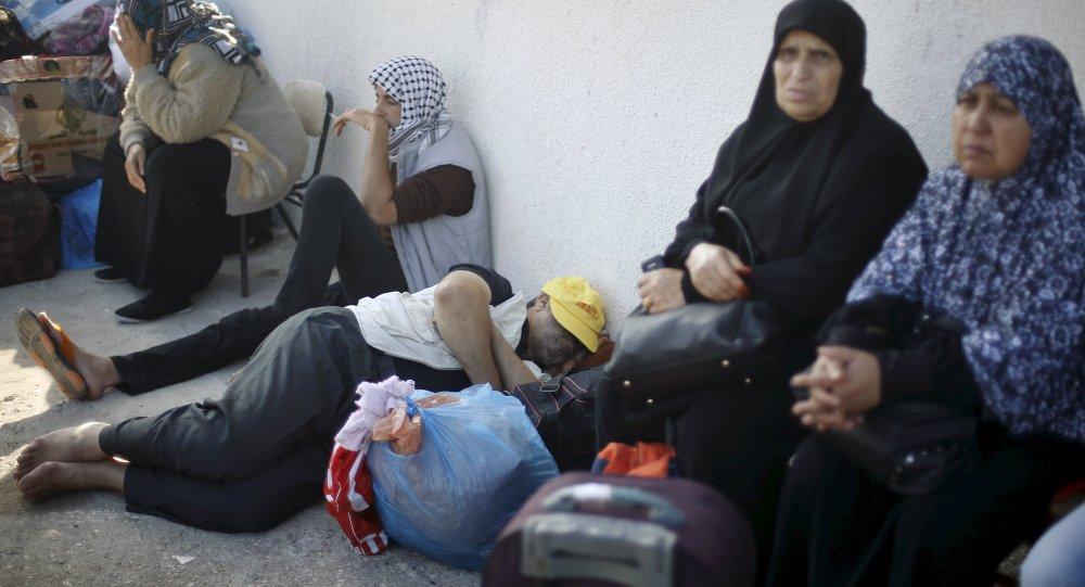 Israel: No hay crisis humanitaria alguna en la Franja de Gaza
