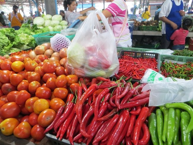 Тайский овощной набор
