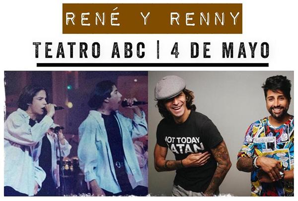 Rene-y-Renny-Colombia-agenda-concierto