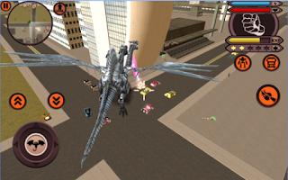 Download Dragon Robot Apk