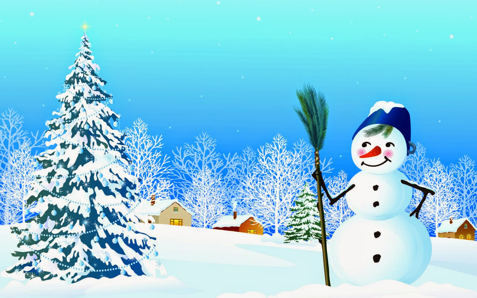 funny snowman cartoon drawing images for kids and