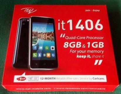 iTel it1406 Dual SIM