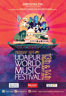 Udaipur World Music Festival