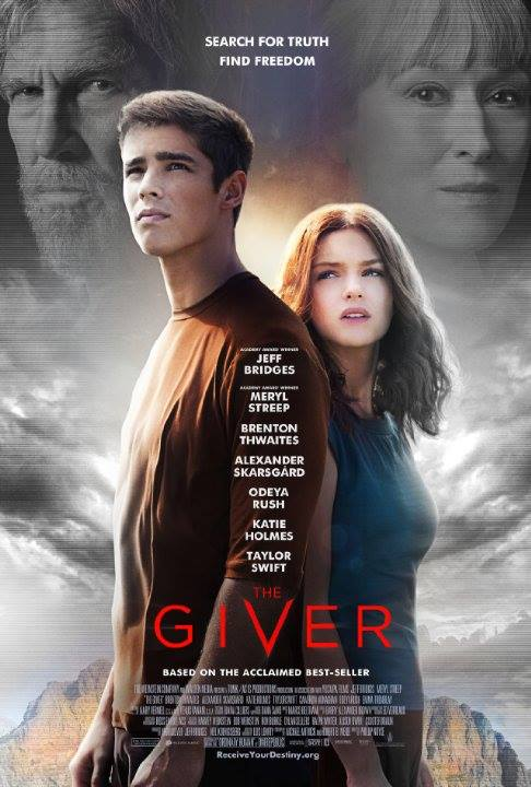 Sinopsis Film The Giver 2014 (Meryl Streep, Taylor Swift, Brenton Thwaites)