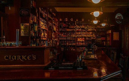 Bar Clarke's Irish em Córdoba