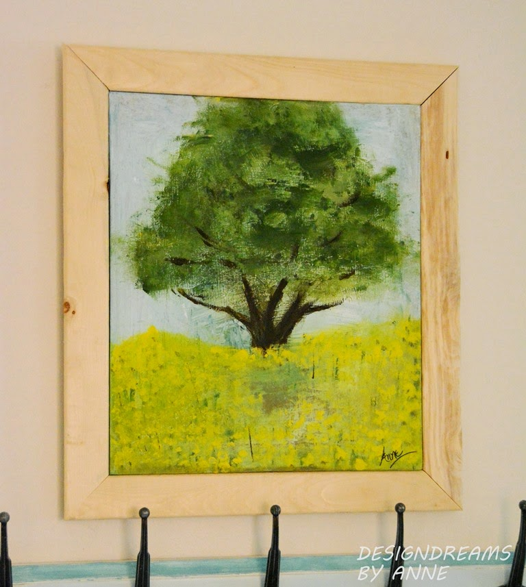 designdreams by anne 1 diy chunky wood picture frames