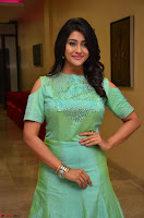 Pooja Jhaveri in Beautiful Green Dress at Kalamandir Foundation 7th anniversary Celebrations ~  Actress Galleries 046.JPG