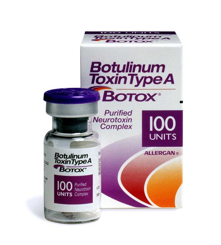 botulinum toxin injekció képződése