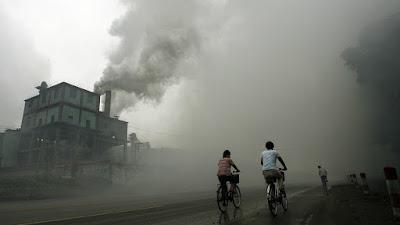 Recursos energéticos contaminación ambiental