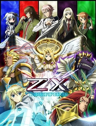 Z/X: Ignition - Todos os Episódios