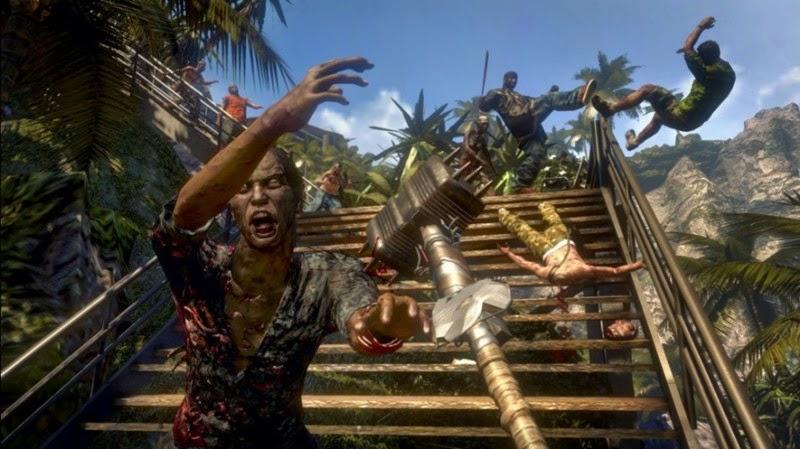 dead island gameplay