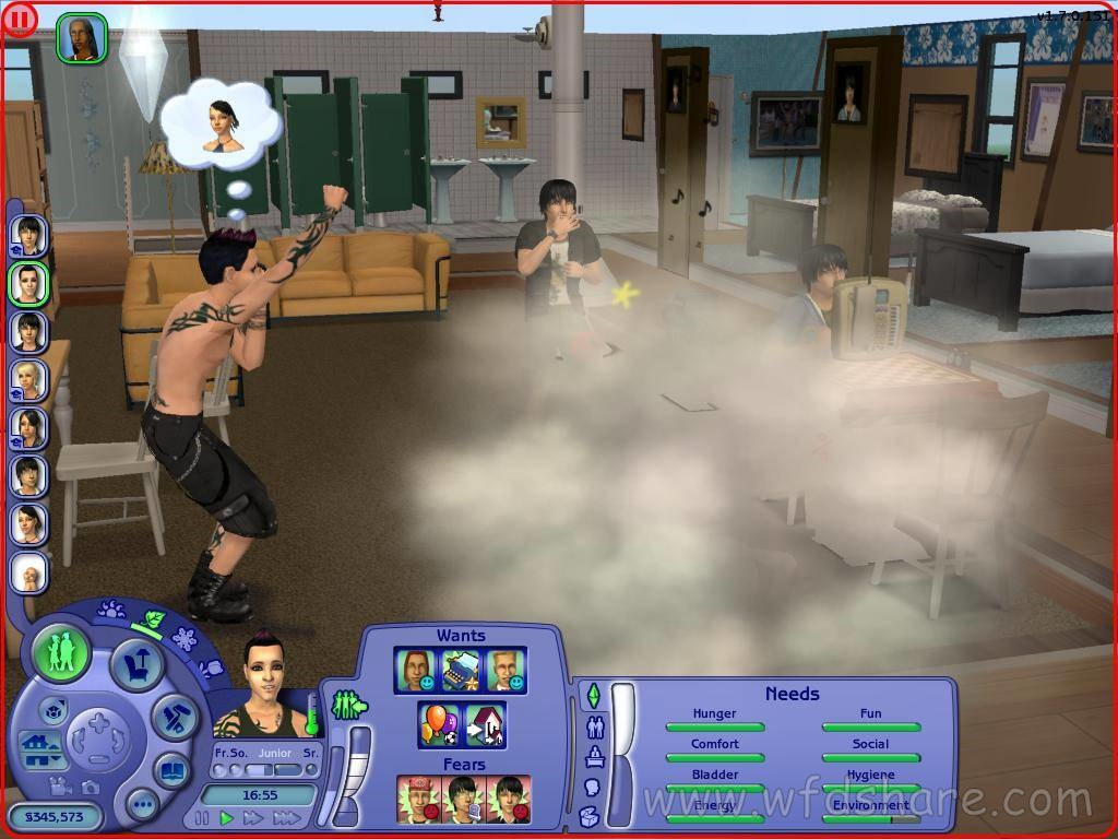 portable work for pc the sims 2 university setup to download simple