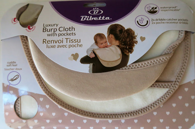 Bibetta Burp Cloth