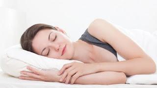 Tidur lebih banyak