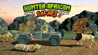 Hunter African safari