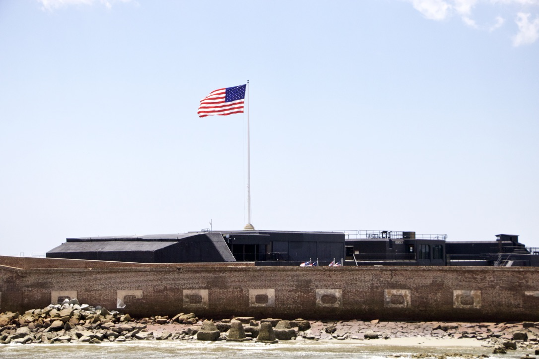 fort sumter charleston travel guide