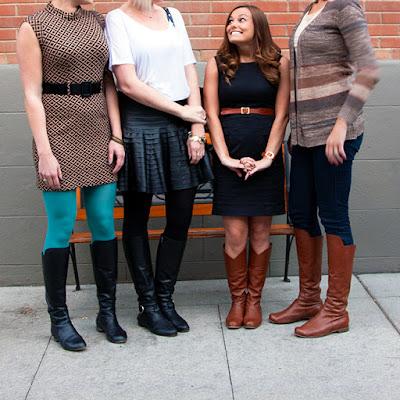 style untuk wanita pendek
