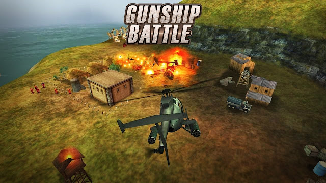 Game Gunship Battle Helicopter 3D Android Apk