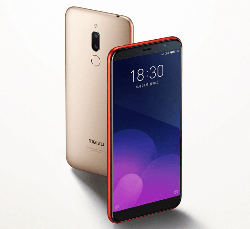 Meizu M6T with 5.7-inch screen and MT6580 SoC announced