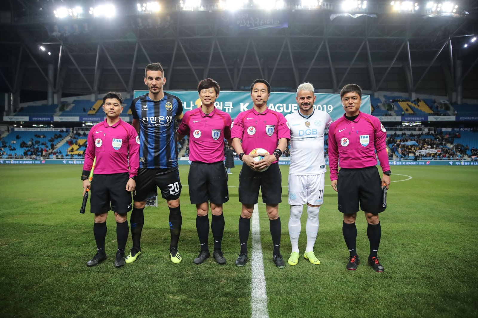 Preview: Daegu FC vs Incheon United K League 1 Round 12