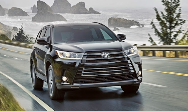 2018 Toyota Highlander Prices Usa