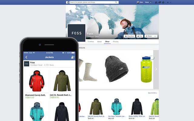 toko online facebook
