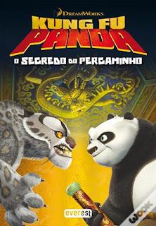 Kung Fu Panda: Segredos do Pergaminho - Dublado