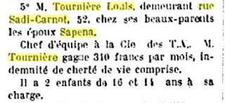 Parution dans le Bulletin municipal officiel de la ville d'Alger
