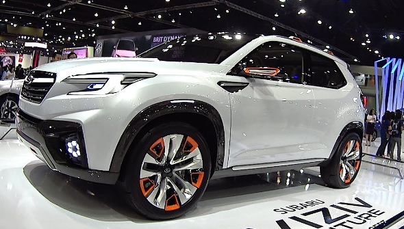 2018 Subaru Outback Changes, Specs and Price - Auto Redesign