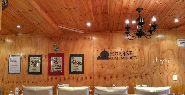 Murree Muslim Food | 마리무슬림푸드  Restoran Halal di Itaewon