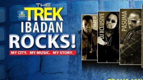 star music trek ibadan