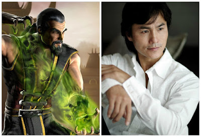 Robin Shou sebagai Shang Tsung