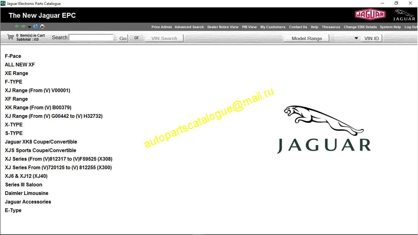 Jaguar Epc 2018 Parts Catalog Autopartscatalogue Wiring Diagram 64 Windows Vista 32 Bit X86 X64 Xp Data Of Update 01 Download Size 23 Gb
