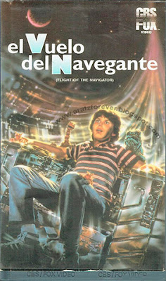 El vuelo del navegante, 1986, Randal Kleiser