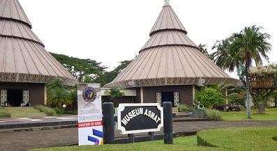 museum asmat