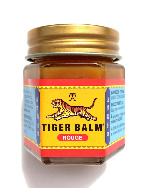 TIGER BALM - Baume du Tigre (red - rouge)