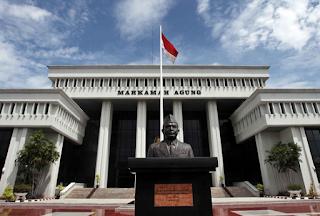 Loker CPNS Kementerian Mahkamah Agung