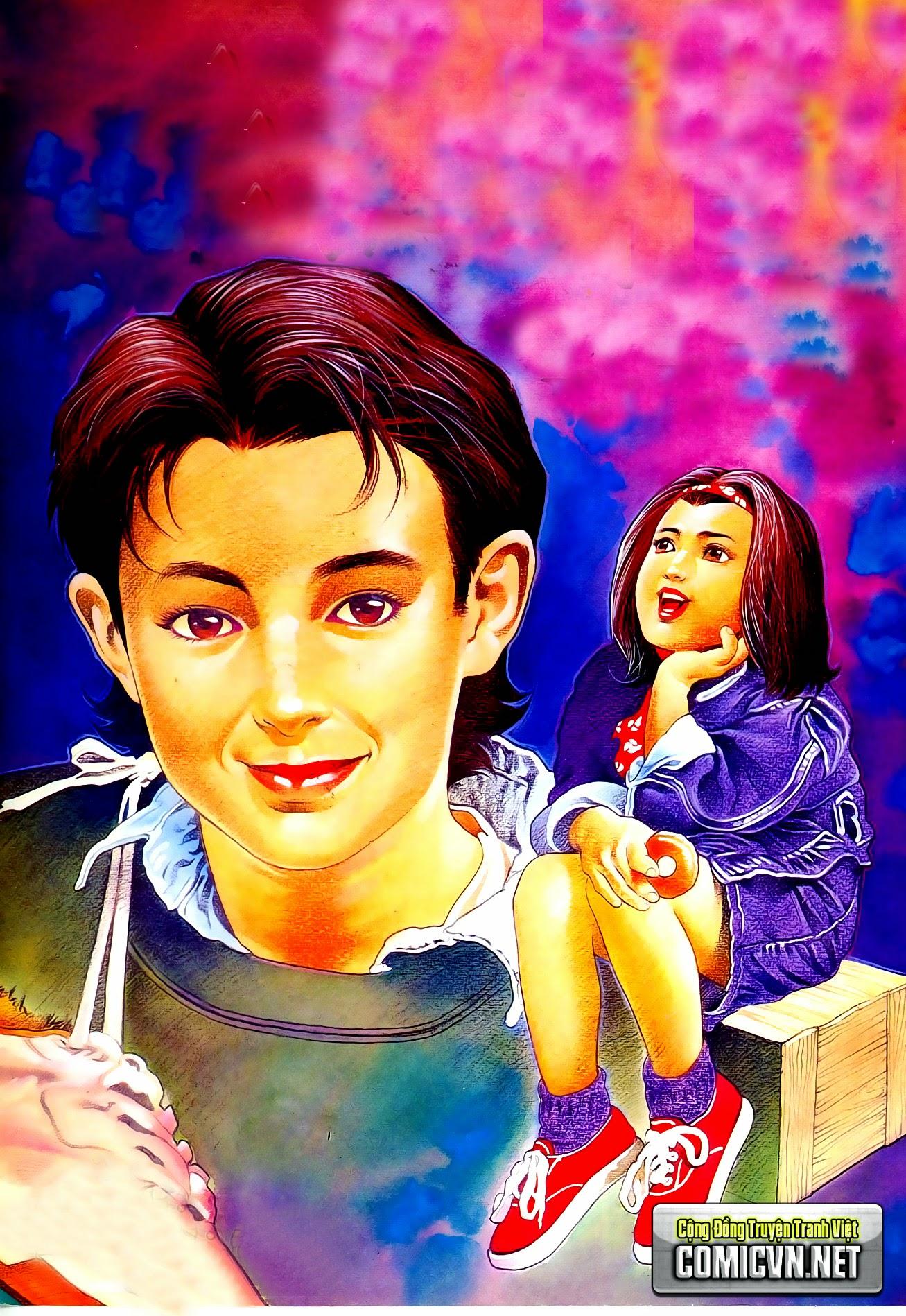 Người Trong Giang Hồ chapter 80: macau nổi sóng gió trang 1