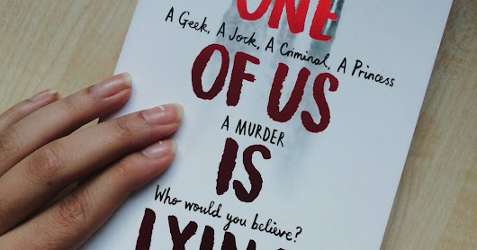 One Of Us Is Lying Book Review [NO SPOILERS]