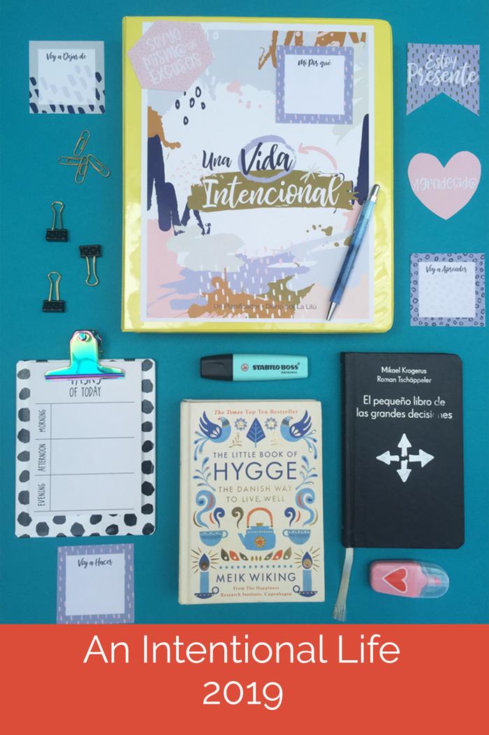 agenda 2019, freebie, free download, descarga gratis, planning, intentional living, intentional life, vida intentional, inspiring living, goals, agenda 2019, planner 2019