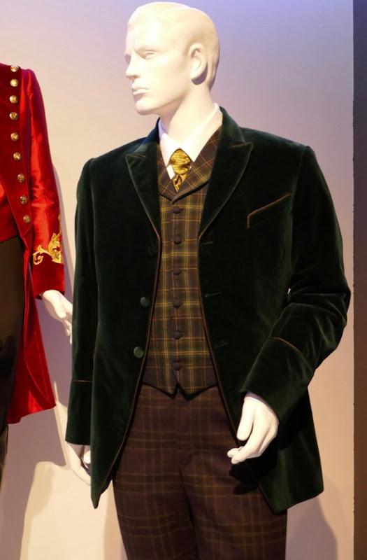 Zac Efron Greatest Showman Phillip Carlyle costume