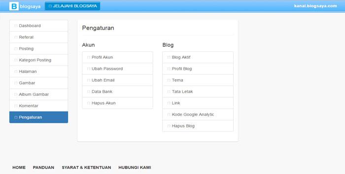 pengaturan blogsaya.com