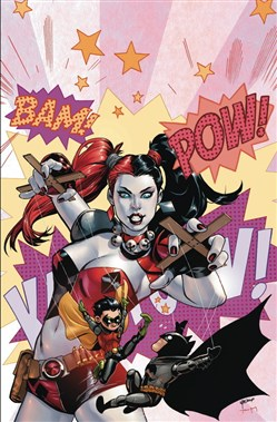 Harley Quinn – Truyện tranh