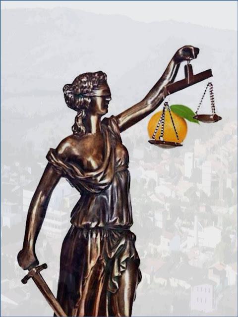 """""""A escolha da laranja"""""""