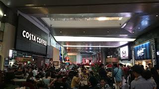Costa Coffee 313 Somerset Singapore
