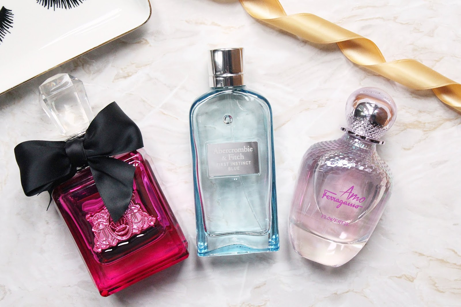 My Go-To Perfumes