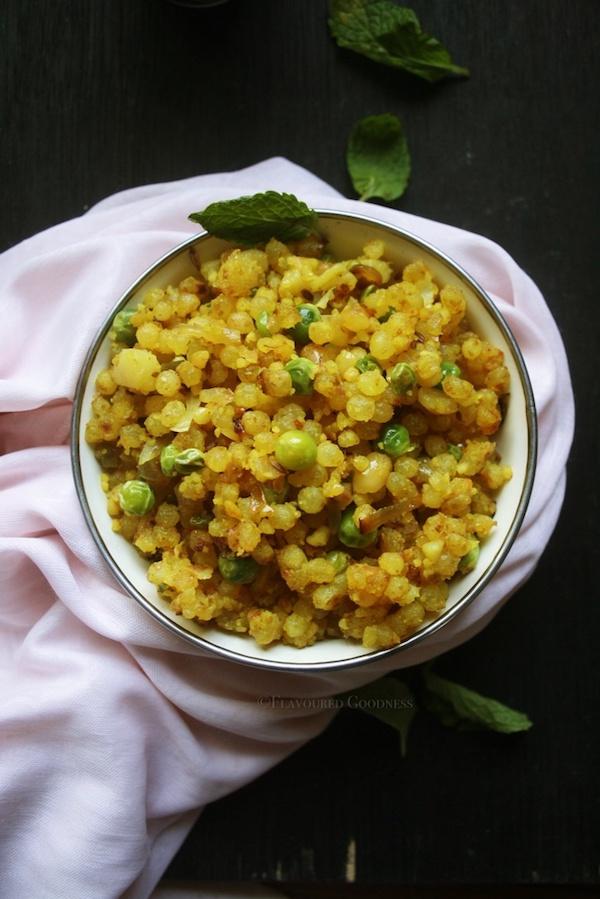 Sabudana Khichadi Recipe |How to make Sabudana Khichadi