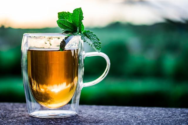 minum teh baik untuk otak