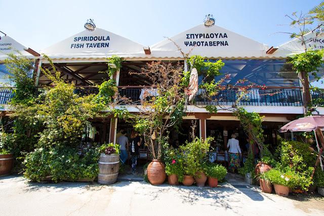 Spiridoula fish tavern-Sivota-Lefkada