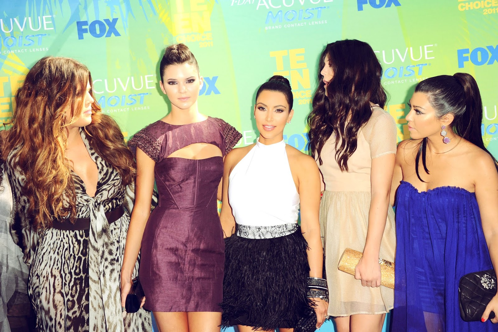 45 - Teen Choice Awards in August 11, 2011